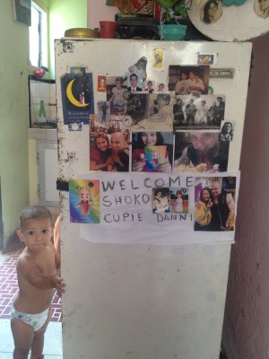 Welcome SHOKO!!!