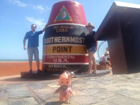 距離的にキューバに一番近いアメリカ☆キーウエスト