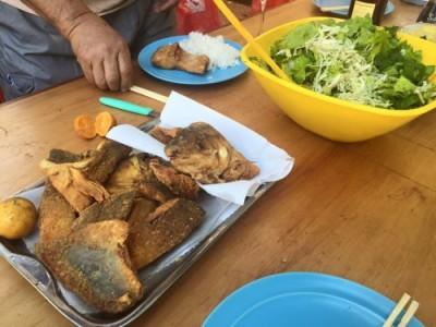 川魚だけど、臭い無くて美味しいの